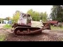 Трактор Т100  фильм