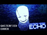 UNDERTALE ANIMATION ECHO (Gasterfied cover by Tailovskii)