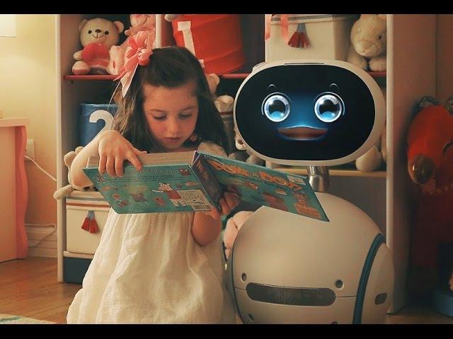Computex 2016: ASUS Zenbo - домашний робот-помощник