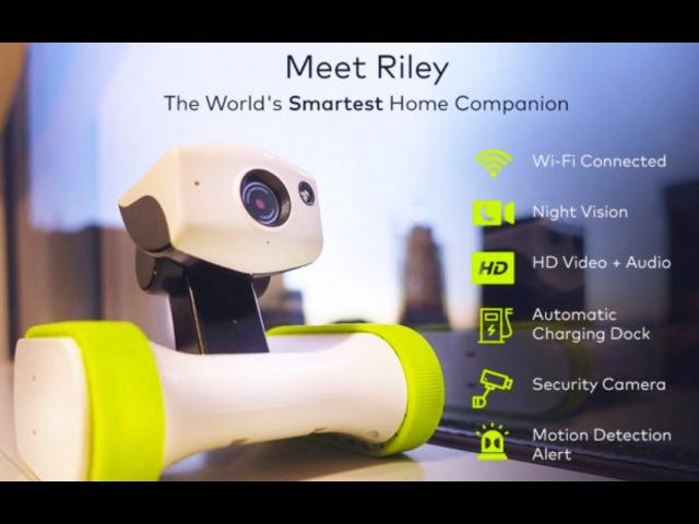 Домашний Робот Riley Технологии Будущего