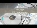 Oldskool Uk Garage Mix CD (100 Track Megamix) mixed by Dubzy