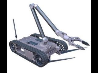 Mini EOD robot - Avatar One
