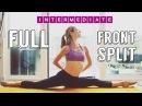 Lazy Dancer Tips - How To Do The Split (Intermediate) | Продольный шпагат (Средний уровень)