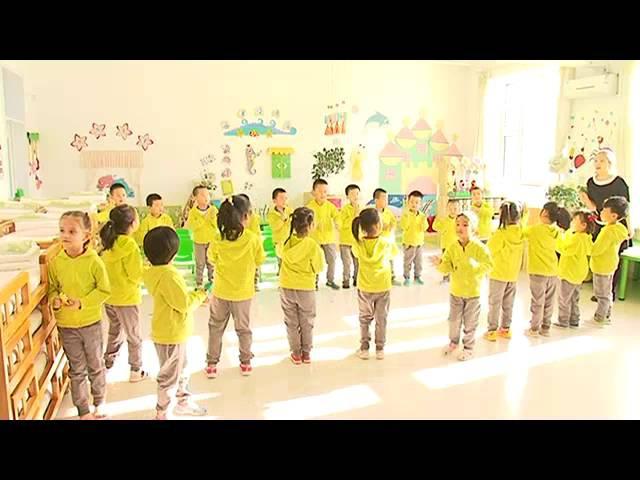 Китайский детский сад А как у них