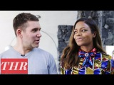 Naomie Harris Plays How Well Do You Know? with Makeup Artist Alex Babsky | THR Beauty Issue 2016
