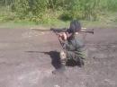 Выстрел из РПГ-7
