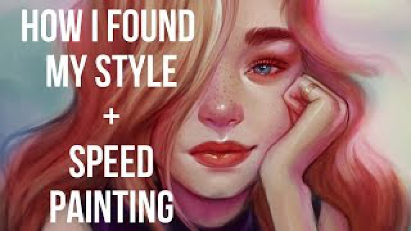 Speedpainting| Perfume HOW I FOUND MY STYLE Rant