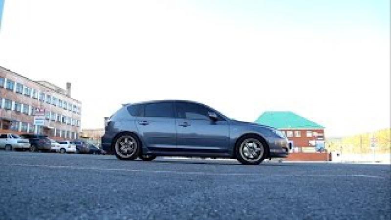 Тест драйв Mazda 3 НЕРЕАЛЬНЫЙ АВТОЗВУК