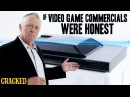 If Video Game Commercials Were Honest - Honest Ads Playstation X-Box Gamer Video Games Parody