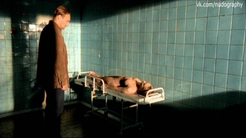 Анна Бегунова голая в сериале