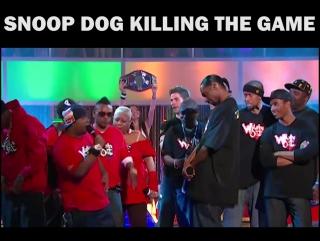 Snoop dog killing the game