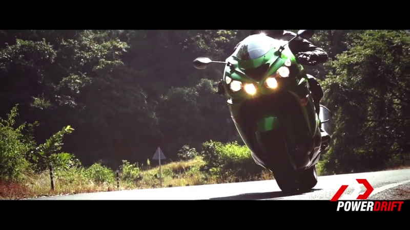 Kawasaki Ninja ZX 14R _ Review _ PowerDrift