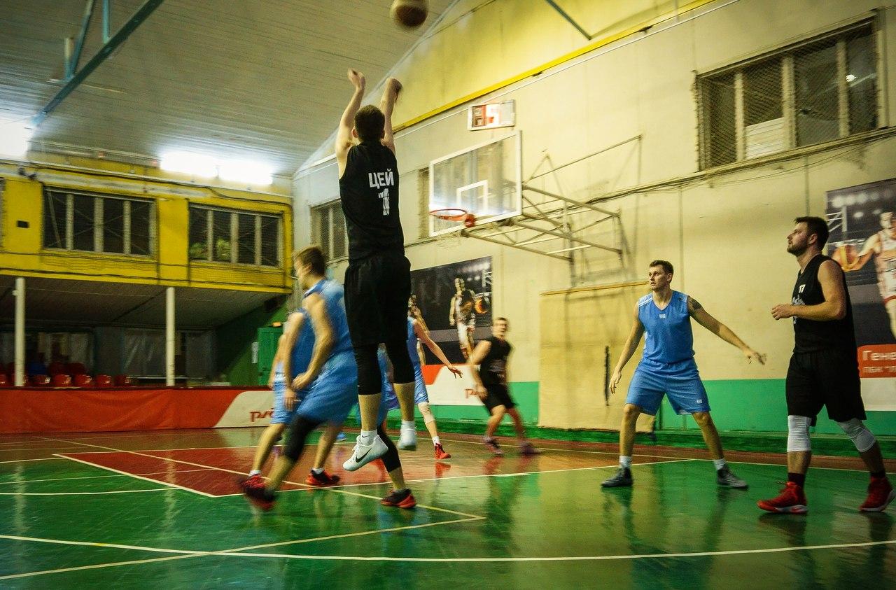 Лига КАУБ 5х5 баскетбол