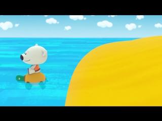 Ми-ми-мишки (все серии. HD) - 27 серия. Необитаемый остров