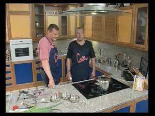 staroetv.su / Смак (Первый канал, 21.09.2002) Владислав Галкин