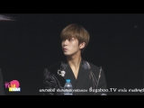 VK20170107 MONSTA X Press Conference @ The First Asia FanMeeting In Bangkok 2016