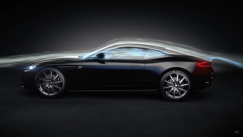 DB11 - Aston Martin Aeroblade