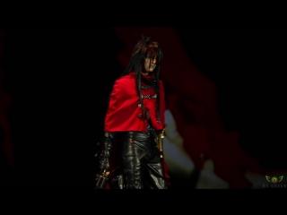 Final Fantasy VII Dirge of Cerberus - Marshmallow / HINODE 2016