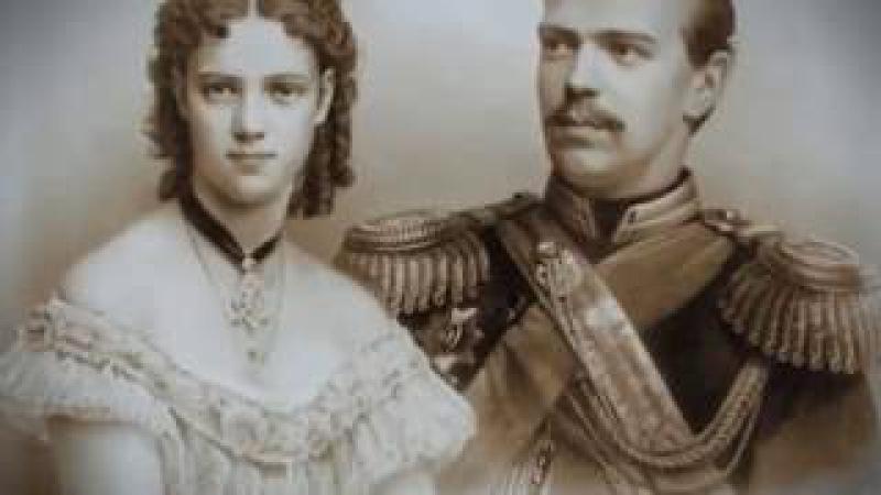 Блеск и горькие слёзы российских императриц - НЕВЕСТА ДВУХ ЦЕСАРЕВИЧЕЙ