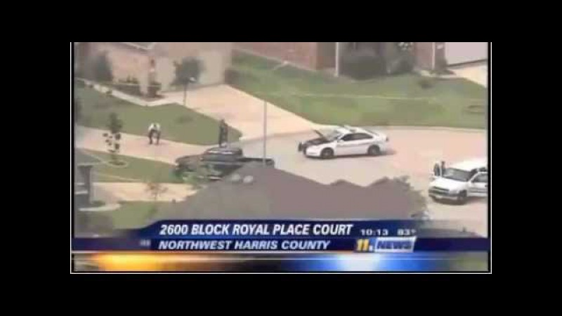Boy Uses Dad's AR-15 to Shoot Intruder
