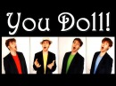 You Beautiful Doll - A CAPPELLA barbershop quartet multitrack one man ttbb - Trudbol Julien Neel