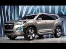 OFFICIAL VIDEO: 2017 Subaru VIZIV-7 SUV