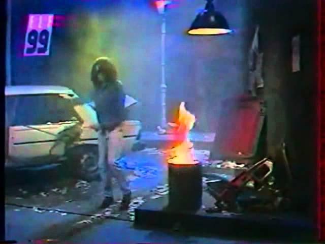 Ian Gillan - No Good Luck (German TV 1990)