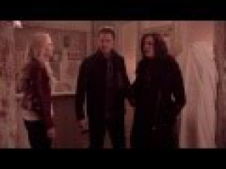 Once Upon A Time- Deleted Sce Emma, David, Snow, and Regina