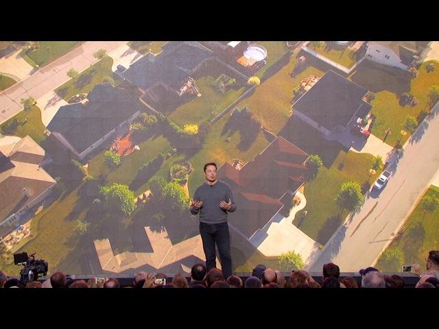 Tesla Unveils Powerwall 2 Solar Roof
