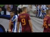 Ночь Лиги чемпионов от 17.08.2016 (23:40) | Порту и Рома разошлись миром, Монако обыграл Вильярреал