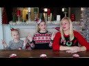 Christmas Name Game with My Mom Clara 24 Days of Chloe Chloe Lukasiak