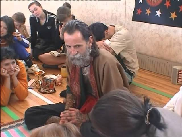 Кундалини Йога Кишинёв 2005 13 Рейнхард Гамментхаллер
