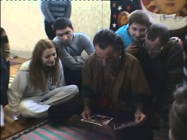 Кундалини Йога Кишинёв 2005 19 Рейнхард Гамментхаллер