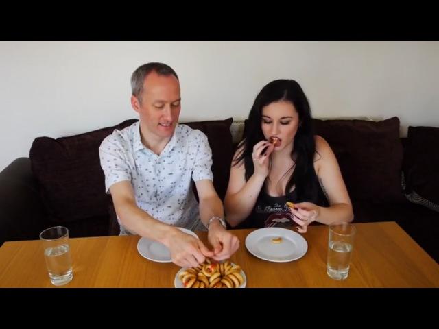Британцы пробуют русскую еду