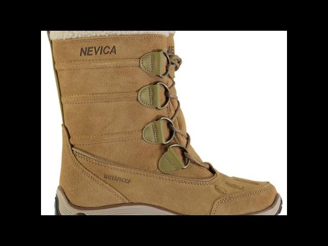 Обзор Зимние сапоги Nevica Meribel Snow Boots Ladies