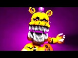 Five Nights at Freddys 4 Animation Music Video: March Onward by DAGames (SFM FNAF Song)
