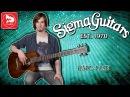 Акустическая бас-гитара SIGMA BMC-155E