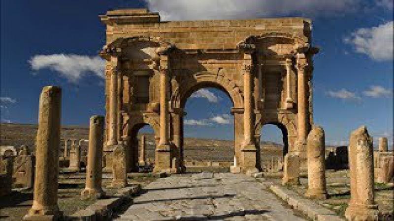 Ancient city of Timgad BATNA