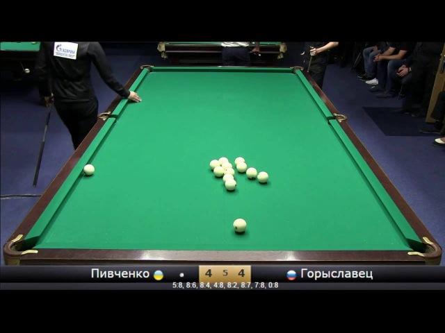 Супер-контра Пивченко vs Горыславец