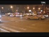 Авария в Красноярске, погибла женщина