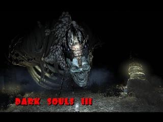 Dark Souls III_Босс: Верховный повелитель Вольнир_3 кольца за 2 минуты