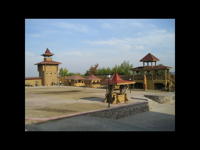 Мозырьский замок. Фильм история