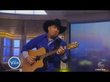 Garth Brooks performs on The View 11.21.2016