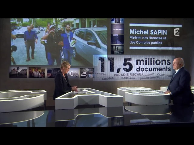 Cash investigation - Panama Papers Paradis fiscaux le casse du siècle (Intégrale)