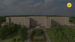 Центральная клиническая больница: VIP-корпус для Путина и его друзей