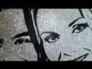 серебро 80х60 двойной портрет