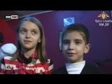 Поздравление детей погибших военнослужащих ДНР с наступающим Новым годом (28.12.2016)