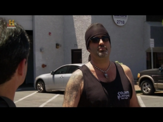 Counting Cars™.s04e17 Легенда на двух колесах - A Legend on Two Wheels.