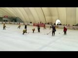 хоккей отцы и дети Аксай, декабрь 2016