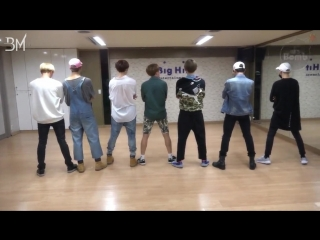 [RUS SUB][BANGTAN BOMB] BTS '뱁새' Dance Practice (FUN ver.)